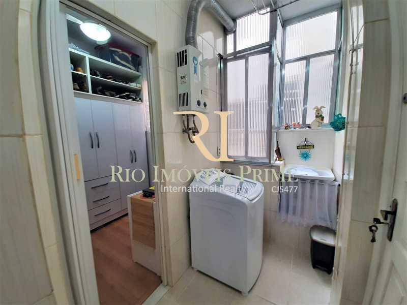 ÁREA DE SERVIÇO - Apartamento à venda Rua Visconde de Figueiredo,Tijuca, Rio de Janeiro - R$ 360.000 - RPAP10062 - 15