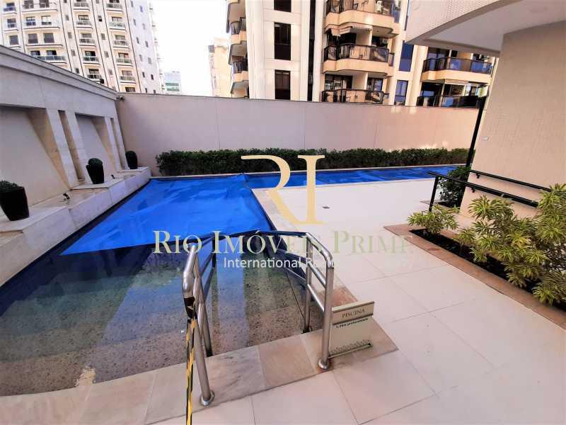 PISCINA - Flat 2 quartos para alugar Ipanema, Rio de Janeiro - R$ 13.000 - RPAP20249 - 22