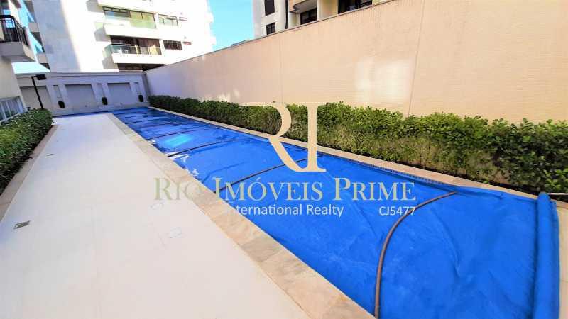 PISCINA - Flat 2 quartos para alugar Ipanema, Rio de Janeiro - R$ 13.000 - RPAP20249 - 23
