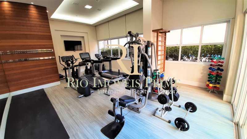 FITNESS - Flat 2 quartos para alugar Ipanema, Rio de Janeiro - R$ 13.000 - RPAP20249 - 24
