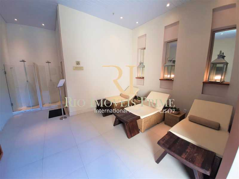 SAUNA E SALA E REPOUSO - Flat 2 quartos para alugar Ipanema, Rio de Janeiro - R$ 13.000 - RPAP20249 - 25