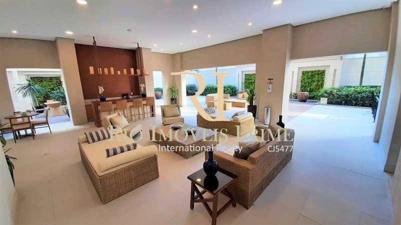 LOUNGE COBERTO - Flat 2 quartos para alugar Ipanema, Rio de Janeiro - R$ 13.000 - RPAP20249 - 27