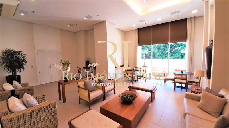 SALÃO DE FESTAS - Flat 2 quartos para alugar Ipanema, Rio de Janeiro - R$ 13.000 - RPAP20249 - 31