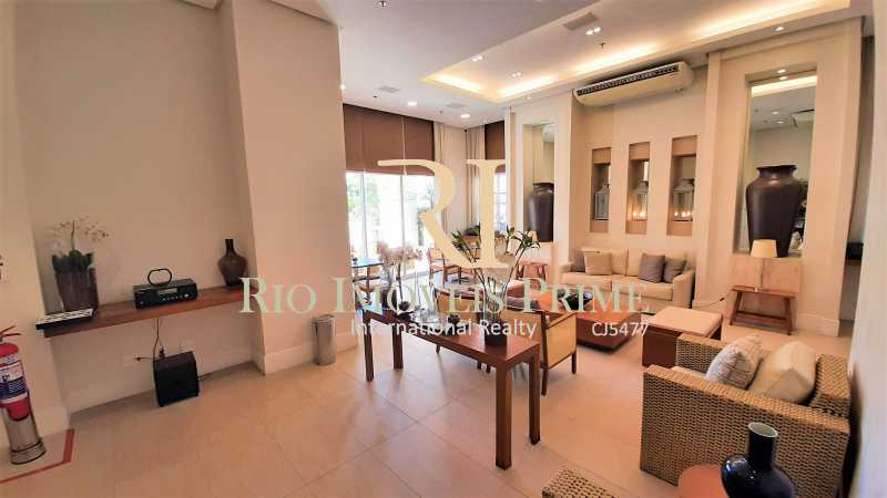 SALÃO DE FESTAS - Flat 2 quartos para alugar Ipanema, Rio de Janeiro - R$ 13.000 - RPAP20249 - 32
