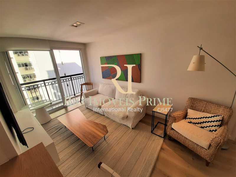 SALA - Flat 2 quartos para alugar Ipanema, Rio de Janeiro - R$ 13.000 - RPAP20249 - 4