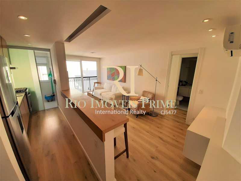 SALA - Flat 2 quartos para alugar Ipanema, Rio de Janeiro - R$ 13.000 - RPAP20249 - 7
