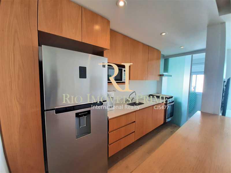 COZINHA - Flat 2 quartos para alugar Ipanema, Rio de Janeiro - R$ 13.000 - RPAP20249 - 8