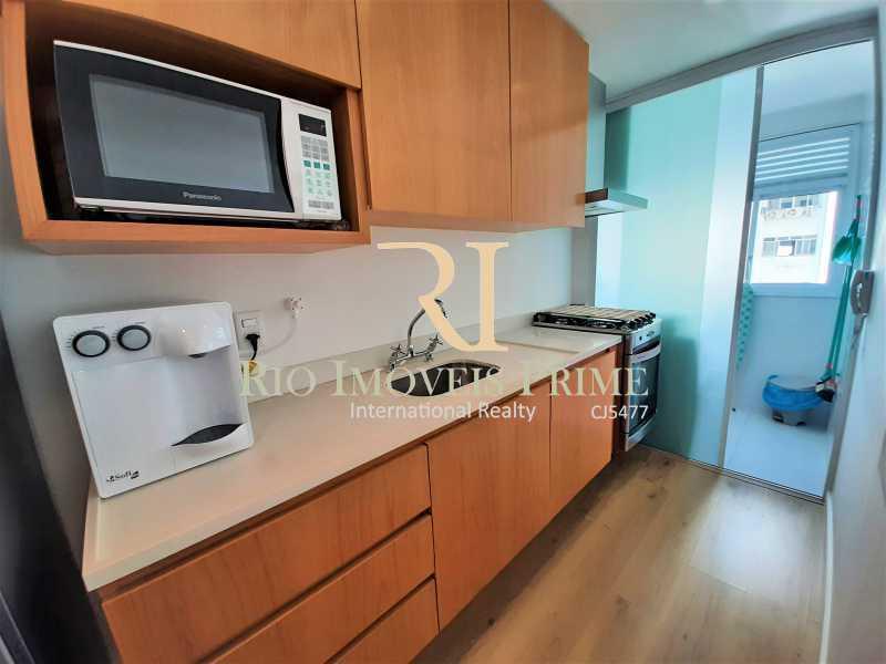 COZINHA - Flat 2 quartos para alugar Ipanema, Rio de Janeiro - R$ 13.000 - RPAP20249 - 9