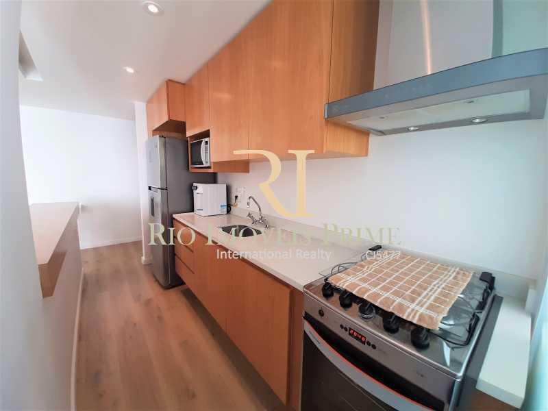 COZINHA - Flat 2 quartos para alugar Ipanema, Rio de Janeiro - R$ 13.000 - RPAP20249 - 10