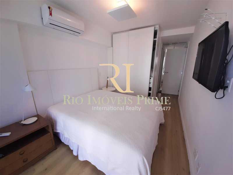 SUÍTE1 - Flat 2 quartos para alugar Ipanema, Rio de Janeiro - R$ 13.000 - RPAP20249 - 12