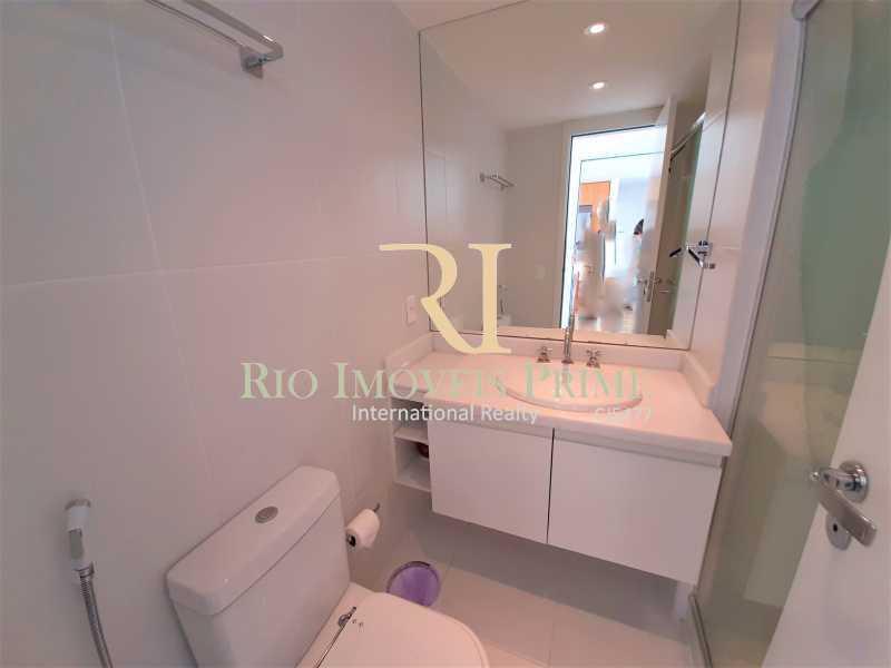 BANHEIRO SUÍTE1 - Flat 2 quartos para alugar Ipanema, Rio de Janeiro - R$ 13.000 - RPAP20249 - 15