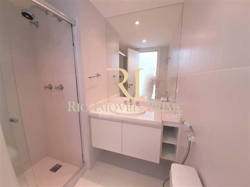 BANHEIRO SUÍTE2 - Flat 2 quartos para alugar Ipanema, Rio de Janeiro - R$ 13.000 - RPAP20249 - 19