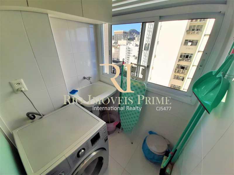 ÁREA DE SERVIÇO - Flat 2 quartos para alugar Ipanema, Rio de Janeiro - R$ 13.000 - RPAP20249 - 20