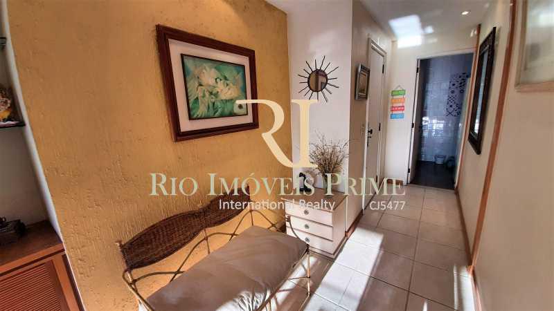 HALL - Cobertura à venda Rua Visconde de Itamarati,Maracanã, Rio de Janeiro - R$ 990.000 - RPCO50002 - 6