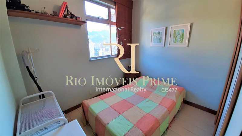 QUARTO1 - Cobertura à venda Rua Visconde de Itamarati,Maracanã, Rio de Janeiro - R$ 990.000 - RPCO50002 - 9