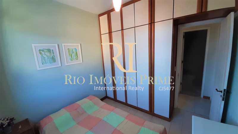 QUARTO1 - Cobertura à venda Rua Visconde de Itamarati,Maracanã, Rio de Janeiro - R$ 990.000 - RPCO50002 - 10