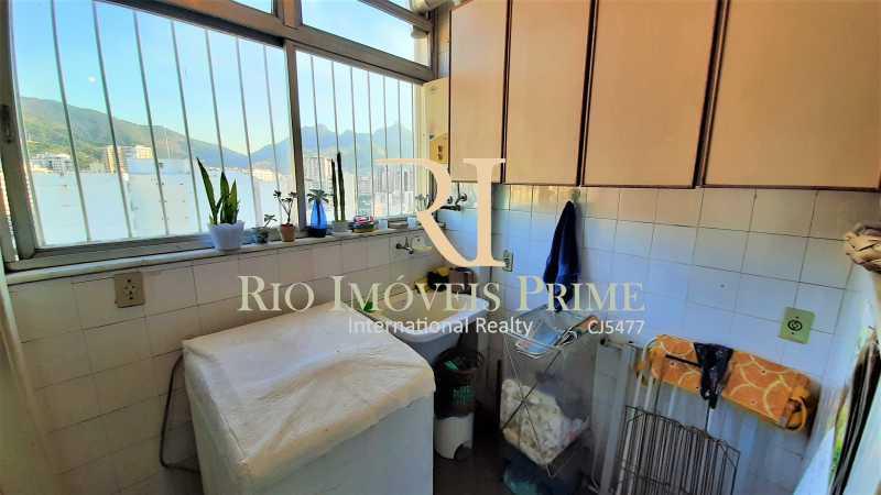 ÁREA DE SERVIÇ0 - Cobertura à venda Rua Visconde de Itamarati,Maracanã, Rio de Janeiro - R$ 990.000 - RPCO50002 - 16