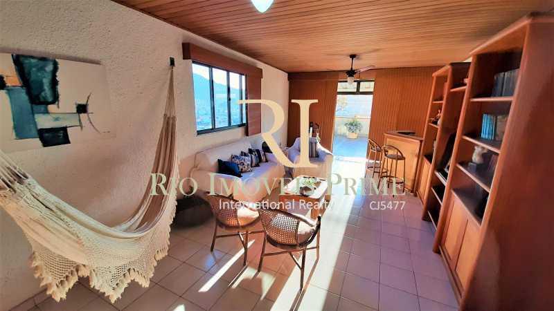 LIVING - Cobertura à venda Rua Visconde de Itamarati,Maracanã, Rio de Janeiro - R$ 990.000 - RPCO50002 - 17