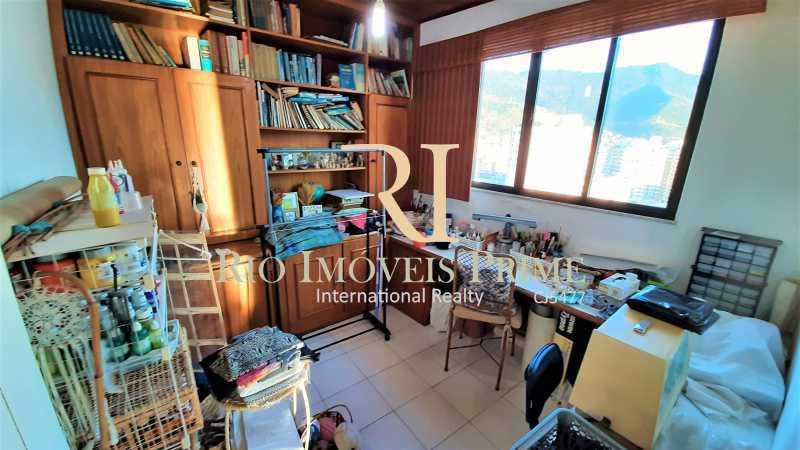 QUARTO3 - Cobertura à venda Rua Visconde de Itamarati,Maracanã, Rio de Janeiro - R$ 990.000 - RPCO50002 - 19