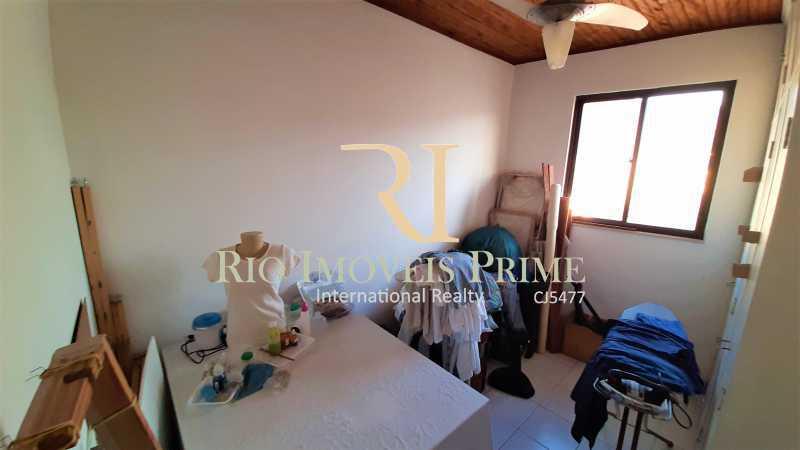 QUARTO4 - Cobertura à venda Rua Visconde de Itamarati,Maracanã, Rio de Janeiro - R$ 990.000 - RPCO50002 - 20