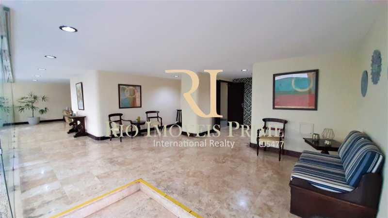 PORTARIA - Cobertura à venda Rua Visconde de Itamarati,Maracanã, Rio de Janeiro - R$ 990.000 - RPCO50002 - 29