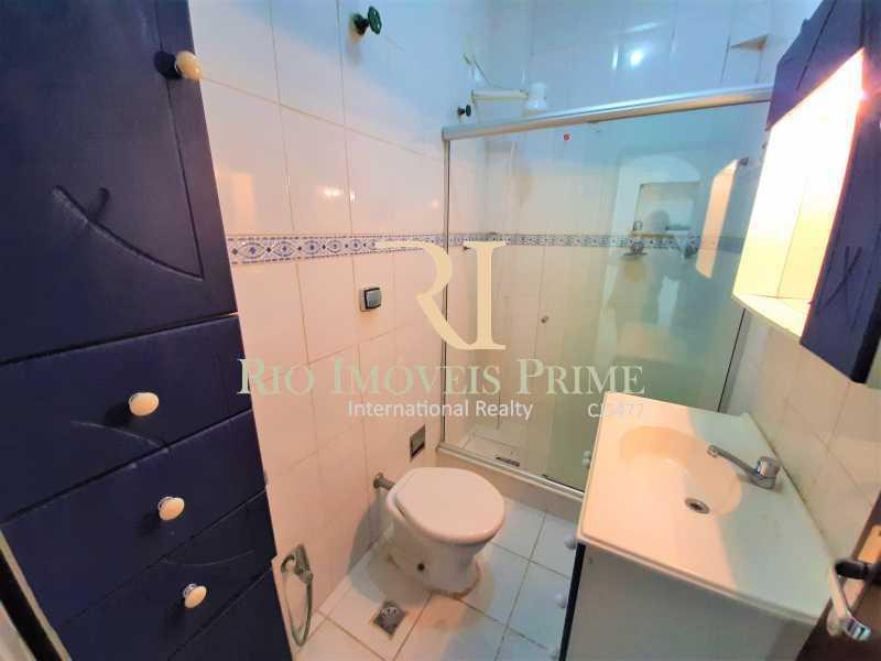 BANHEIRO SOCIAL - Apartamento à venda Rua Nossa Senhora de Lourdes,Grajaú, Rio de Janeiro - R$ 300.000 - RPAP20250 - 13