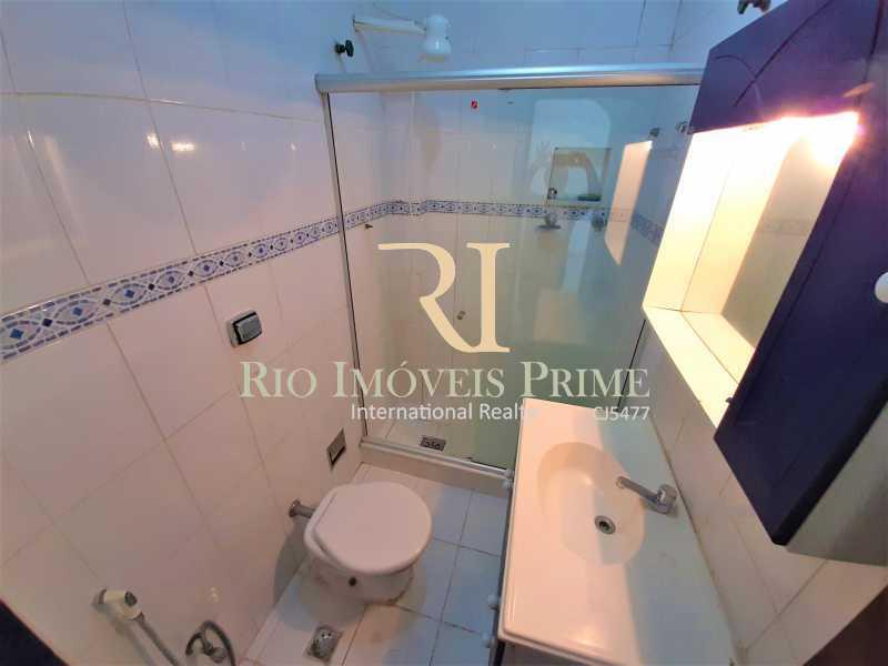 BANHEIRO SOCIAL - Apartamento à venda Rua Nossa Senhora de Lourdes,Grajaú, Rio de Janeiro - R$ 300.000 - RPAP20250 - 14