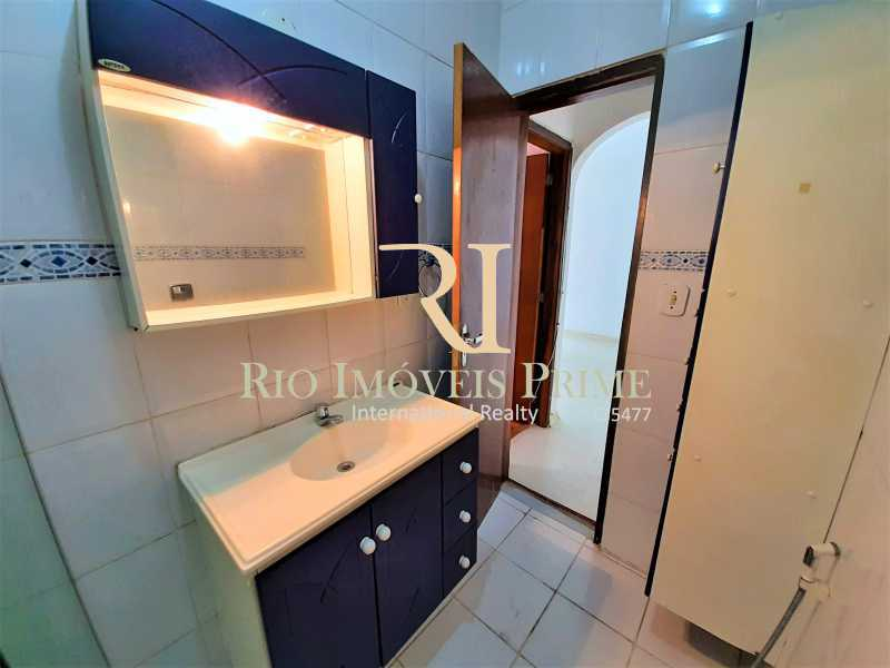 BANHEIRO SOCIAL - Apartamento à venda Rua Nossa Senhora de Lourdes,Grajaú, Rio de Janeiro - R$ 300.000 - RPAP20250 - 15