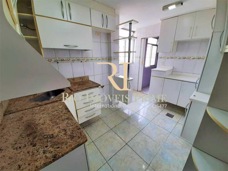 COZINHA - Apartamento à venda Rua Nossa Senhora de Lourdes,Grajaú, Rio de Janeiro - R$ 300.000 - RPAP20250 - 16