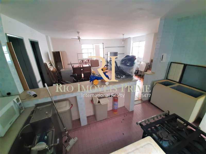 SALÃO DE FESTAS - Apartamento à venda Rua Nossa Senhora de Lourdes,Grajaú, Rio de Janeiro - R$ 300.000 - RPAP20250 - 25