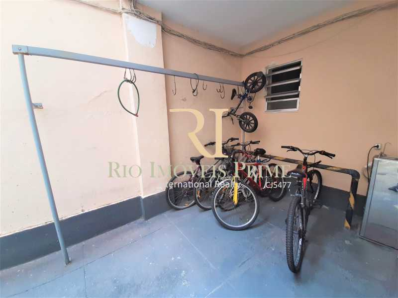 BICICLETÁRIO - Apartamento à venda Rua Nossa Senhora de Lourdes,Grajaú, Rio de Janeiro - R$ 300.000 - RPAP20250 - 26