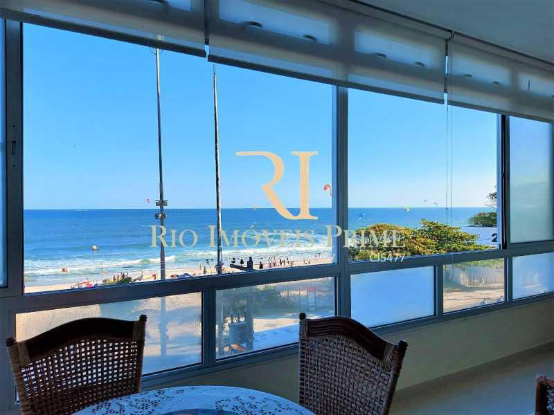 VISTA SALA - Apartamento à venda Avenida Pepe,Barra da Tijuca, Rio de Janeiro - R$ 1.800.000 - RPAP30159 - 1