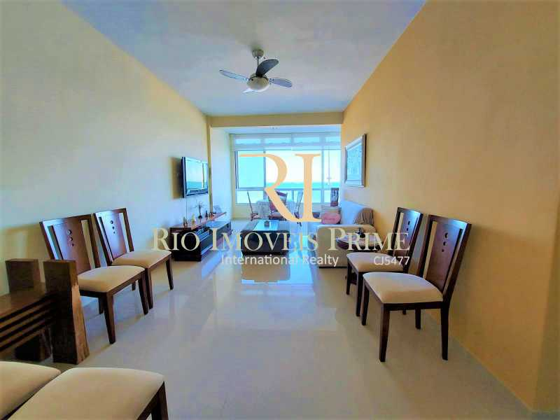 SALA - Apartamento à venda Avenida Pepe,Barra da Tijuca, Rio de Janeiro - R$ 1.800.000 - RPAP30159 - 5