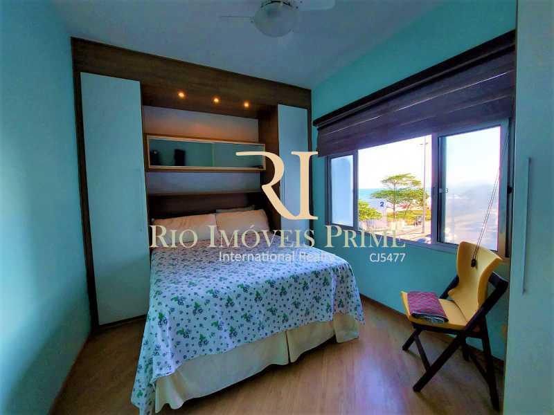 SUÍTE1 - Apartamento à venda Avenida Pepe,Barra da Tijuca, Rio de Janeiro - R$ 1.800.000 - RPAP30159 - 6
