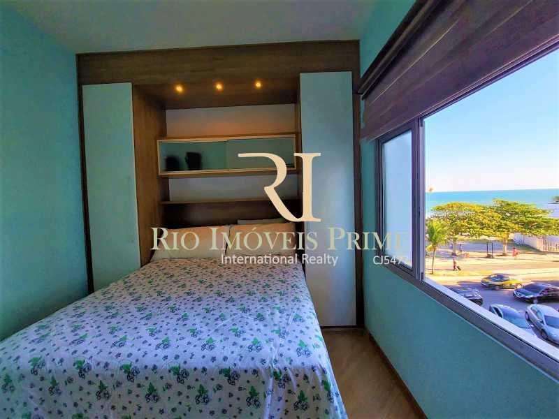SUÍTE1 - Apartamento à venda Avenida Pepe,Barra da Tijuca, Rio de Janeiro - R$ 1.800.000 - RPAP30159 - 7