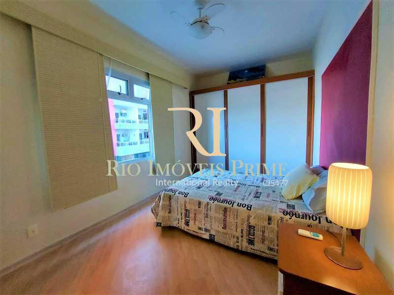 SUÍTE2 - Apartamento à venda Avenida Pepe,Barra da Tijuca, Rio de Janeiro - R$ 1.800.000 - RPAP30159 - 9