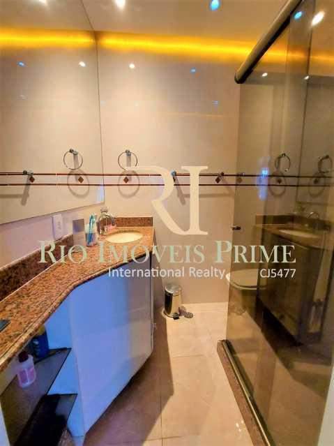 BANHEIRO SUÍTE2 - Apartamento à venda Avenida Pepe,Barra da Tijuca, Rio de Janeiro - R$ 1.800.000 - RPAP30159 - 12