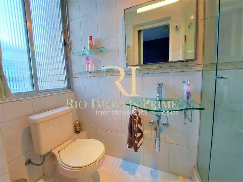 BANHEIRO SUÍTE3 - Apartamento à venda Avenida Pepe,Barra da Tijuca, Rio de Janeiro - R$ 1.800.000 - RPAP30159 - 15