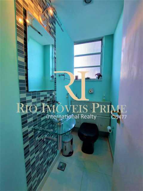 LAVABO - Apartamento à venda Avenida Pepe,Barra da Tijuca, Rio de Janeiro - R$ 1.800.000 - RPAP30159 - 16