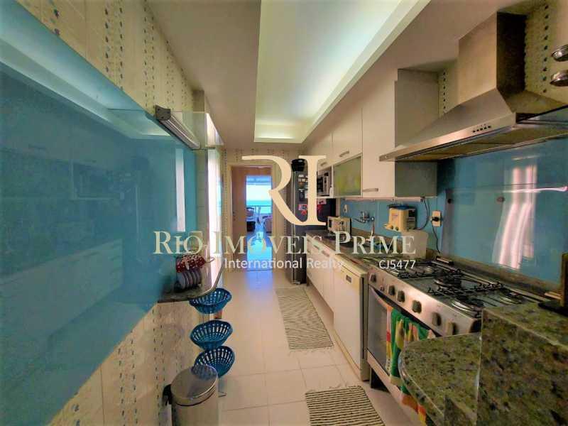 COZINHA - Apartamento à venda Avenida Pepe,Barra da Tijuca, Rio de Janeiro - R$ 1.800.000 - RPAP30159 - 18