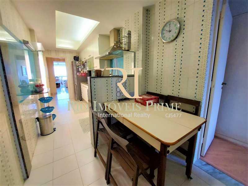 COPA-COZINHA - Apartamento à venda Avenida Pepe,Barra da Tijuca, Rio de Janeiro - R$ 1.800.000 - RPAP30159 - 20