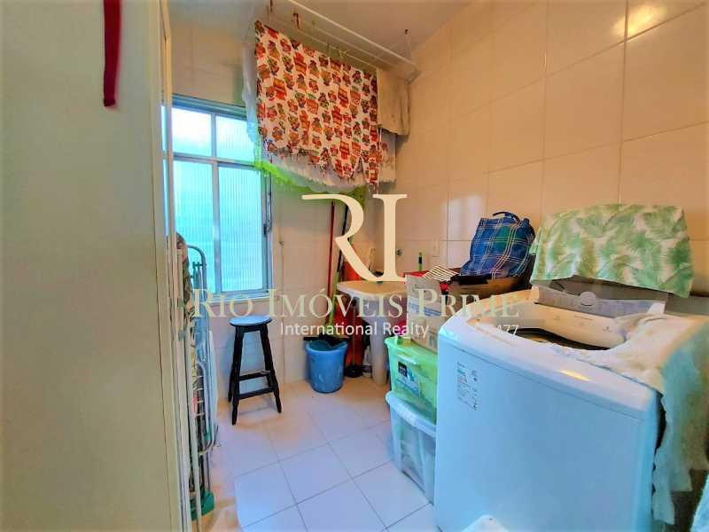 ÁREA DE SERVIÇO - Apartamento à venda Avenida Pepe,Barra da Tijuca, Rio de Janeiro - R$ 1.800.000 - RPAP30159 - 21