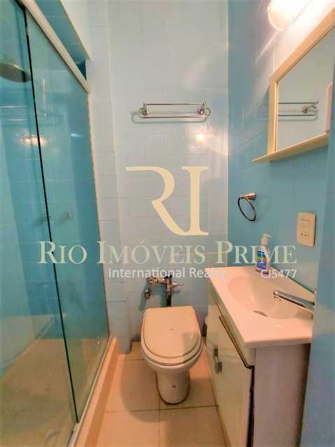 WC - Apartamento à venda Avenida Pepe,Barra da Tijuca, Rio de Janeiro - R$ 1.800.000 - RPAP30159 - 22
