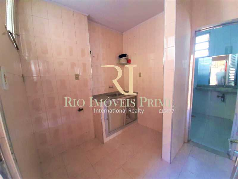 COZINHA - Casa de Vila 2 quartos à venda Vila Isabel, Rio de Janeiro - R$ 350.000 - RPCV20005 - 16