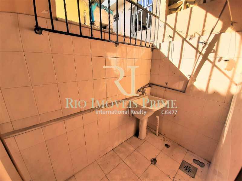 ÁREA DE SERVIÇO - Casa de Vila 2 quartos à venda Vila Isabel, Rio de Janeiro - R$ 350.000 - RPCV20005 - 17