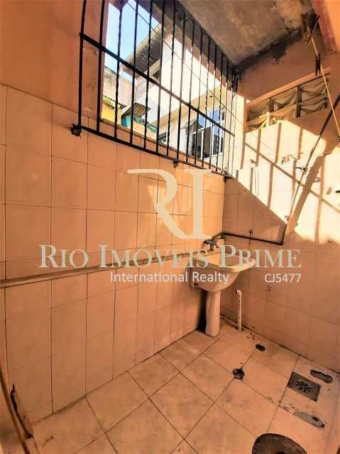 ÁREA DE SERVIÇO - Casa de Vila 2 quartos à venda Vila Isabel, Rio de Janeiro - R$ 350.000 - RPCV20005 - 18