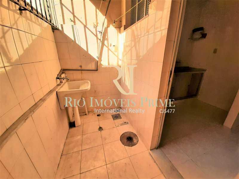 ÁREA DE SERVIÇO - Casa de Vila 2 quartos à venda Vila Isabel, Rio de Janeiro - R$ 350.000 - RPCV20005 - 19