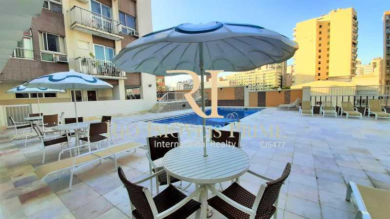PISCINA - Apartamento 1 quarto à venda Botafogo, Rio de Janeiro - R$ 750.000 - RPAP10063 - 1