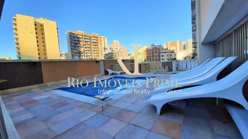 PISCINA - Apartamento 1 quarto à venda Botafogo, Rio de Janeiro - R$ 750.000 - RPAP10063 - 16