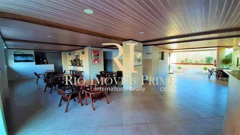 RESTAURANTE - Apartamento 1 quarto à venda Botafogo, Rio de Janeiro - R$ 750.000 - RPAP10063 - 21